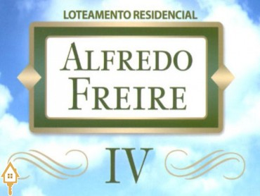 Loteamento Residencial Alfredo Freire IV